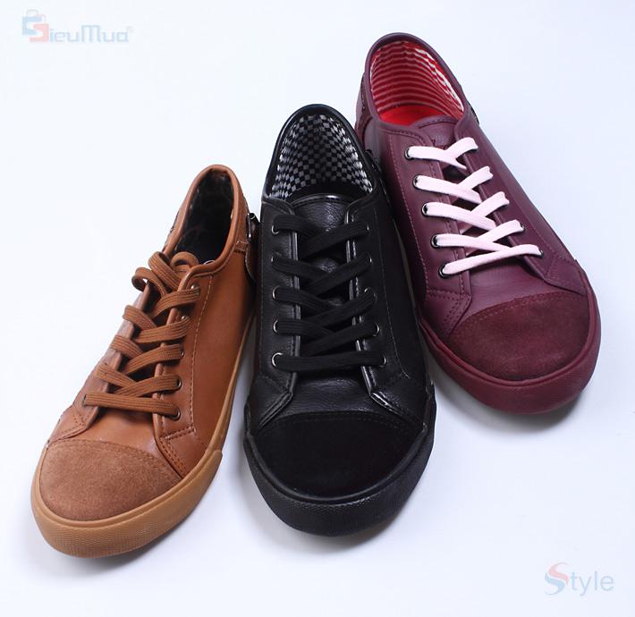 Những cách buộc giày đơn giản độc đáo